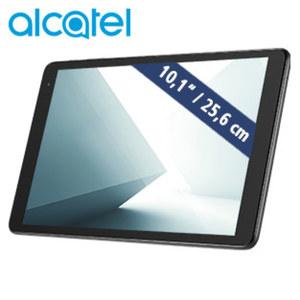 Multimedia-Tablet-PC 1T 10 8082 · Quad-Core-Prozessor (bis zu 1,3 GHz) · 2 Kameras (je 5 MP) · microSD™-Slot bis zu 128 GB · Android™ 8.1 · wasser- und staubgeschützt nach IP52