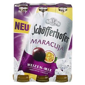 Schöfferhofer Weizen Mix versch. Sorten, jede 6 x 0,33-Liter-Packung