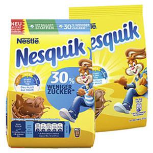 Nesquik Kakaohaltiges Getränkepulver 500 g jeder 500-g-Nachfüllbeutel