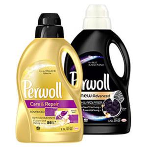 Perwoll Feinwaschmittel 16/20 Waschladungen, versch.Sorten, jede Packung/Flasche