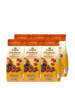 6 x Cranberrys