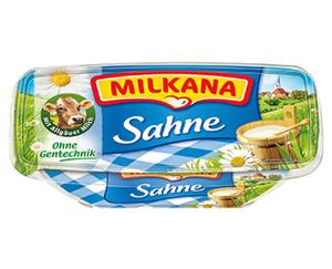 Milkana®  Schmelzkäse