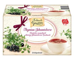 Traditionelle Genüsse Kräuter-Tee