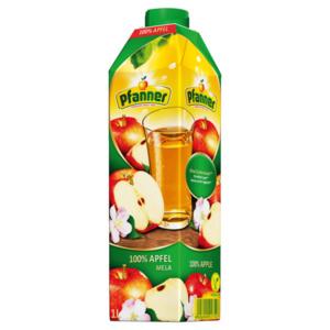 Pfanner 100% Apfelsaft 1l
