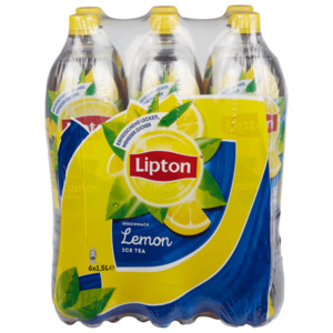 Lipton Ice Tea Lemon 6x1,5l