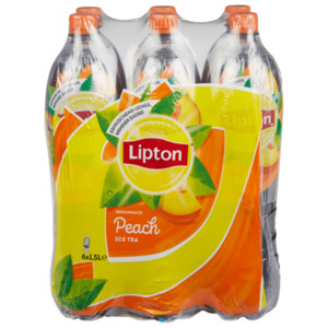 Lipton Ice Tea Peach 6x1,5l