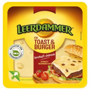 Leerdammer für Toast und Burger 125g