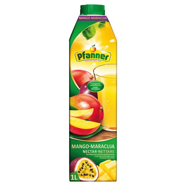 Pfanner Mango-Maracuja Nektar 1l