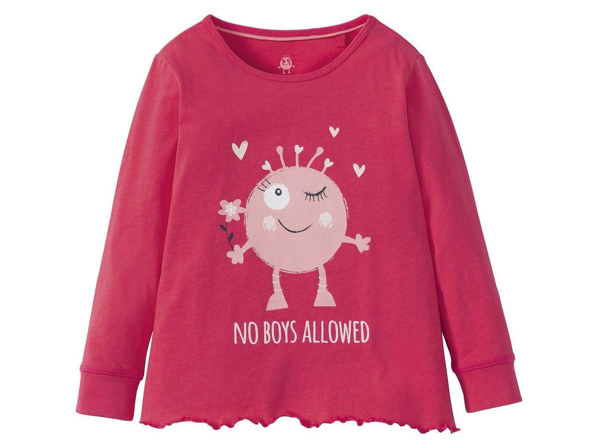 Bild 5 von LUPILU® Kleinkinder Mädchen Schlafanzug