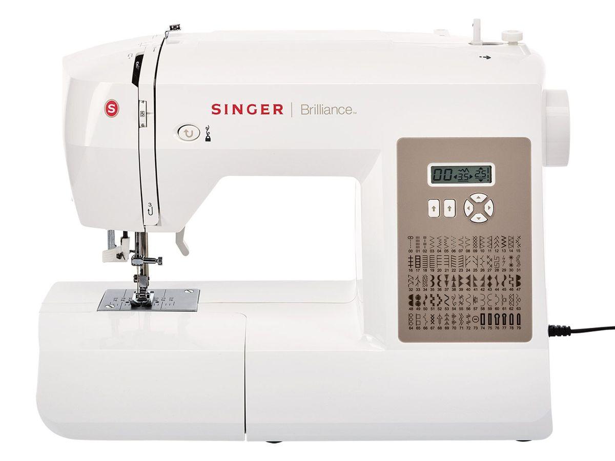 Bild 1 von SINGER Nähmaschine Brilliance 6180
