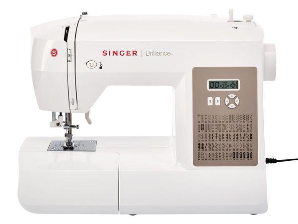 SINGER Nähmaschine Brilliance 6180