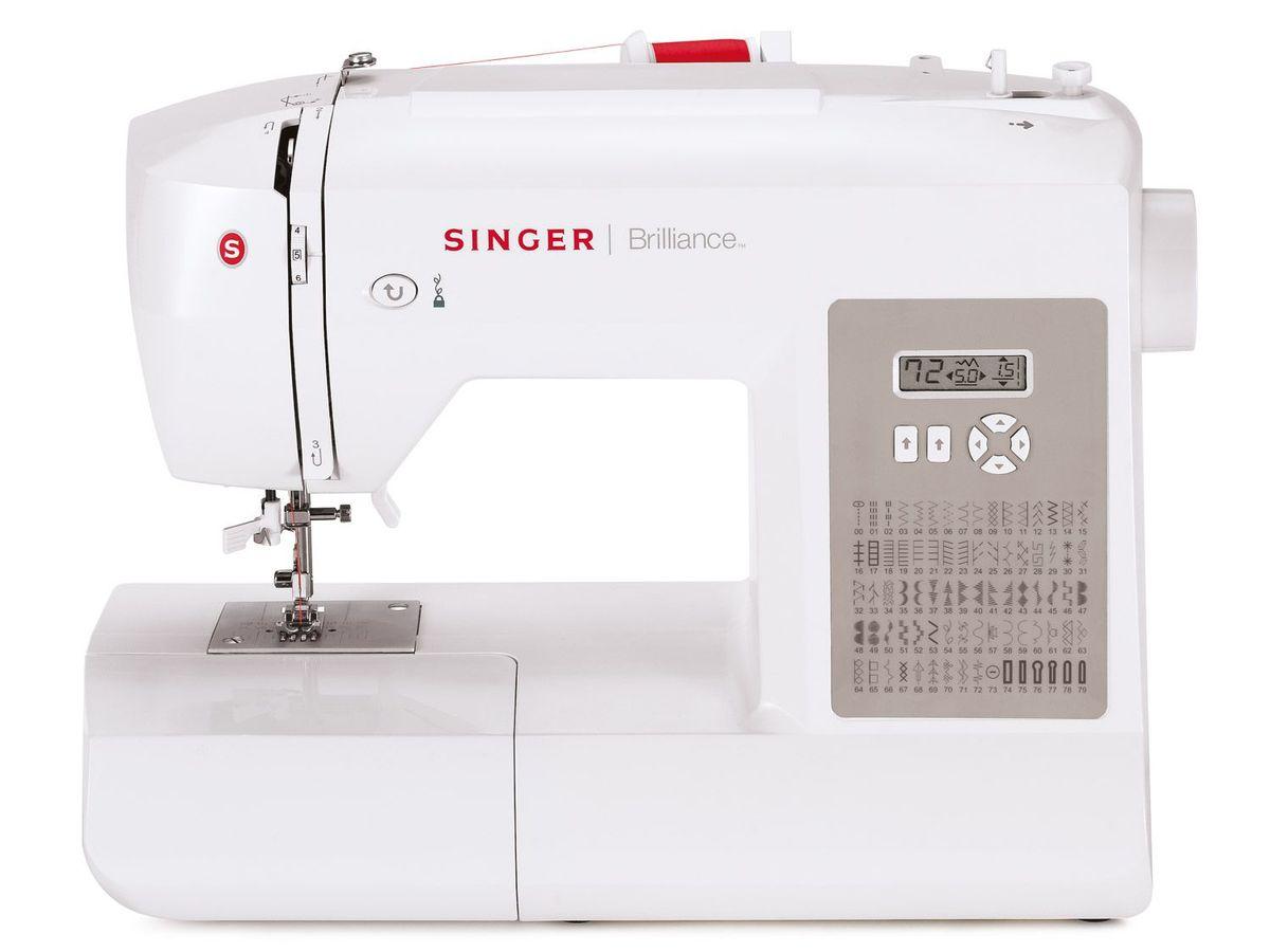 Bild 2 von SINGER Nähmaschine Brilliance 6180