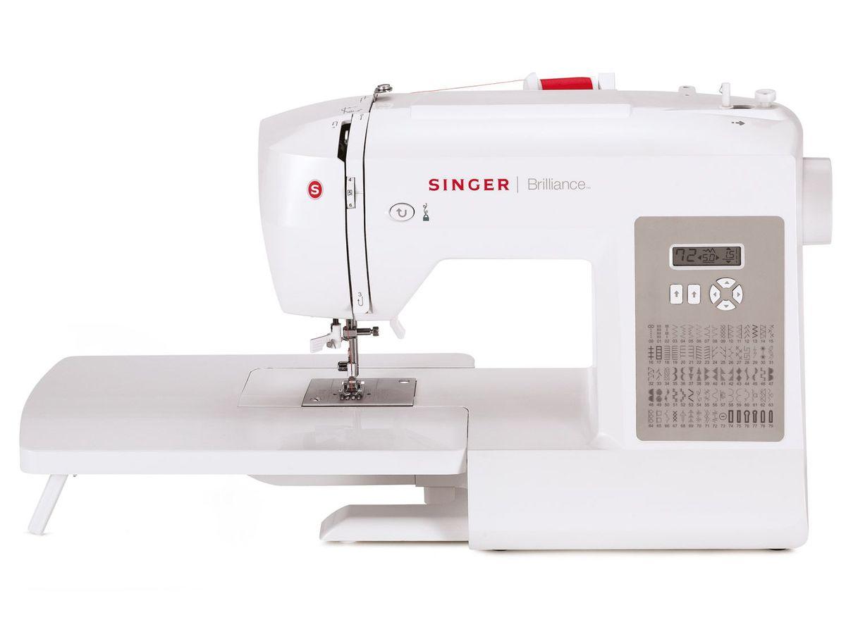 Bild 3 von SINGER Nähmaschine Brilliance 6180