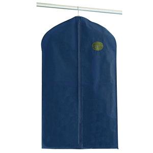 Kleidersack - blau - Faserstoff - 60x100 cm