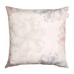 Kissenhülle Snowflakes - Webstoff - Beige / Rosa, Esprit Home