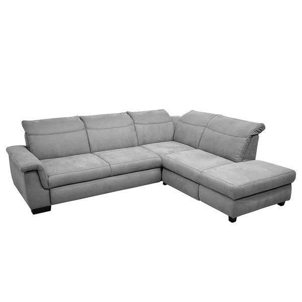 Sofa mit schlaffunktion hellgrau - Mobel falkensee ...