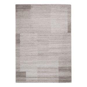 Teppich Beau Cosy IV - Webstoff - Creme / Beige - 160 x 230 cm, Top Square