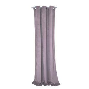 Ösenschal T-french velvet I - Webstoff - Lavendel, Tom Tailor