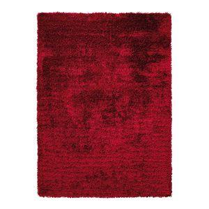 Teppich New Glamour- Rot - 90 cm x 160 cm, Esprit Home