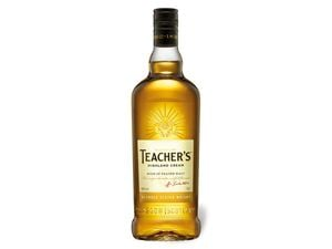 Teacher's Blended Scotch Whisky 40% Vol
