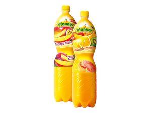 Pfanner Fruchtsaftgetränke