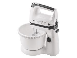 SILVERCREST® Handmixer mit Schüssel & Spritzschutz SHMS 300 C2