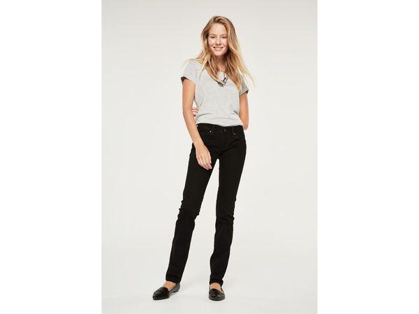 Mustang Damen Jeans, Gina Skinny von Lidl ansehen!