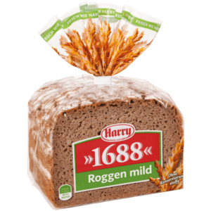 Harry Roggenmild 500g