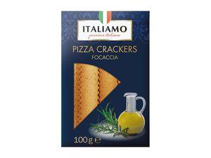 Pizza Crackers