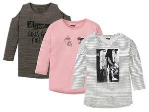 PEPPERTS® Kinder Mädchen Fashionshirt