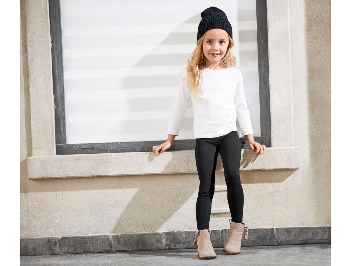 Bild 4 von LUPILU® Kleinkinder Mädchen Leggings