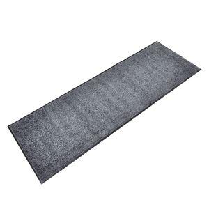 Fuß- und Sauberlaufmatte Wash & Clean - Grau - 90 x 150 cm, Hanse Home Collection