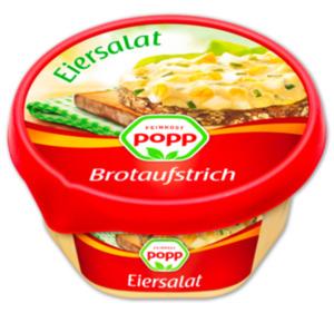 POPP Brotaufstrich