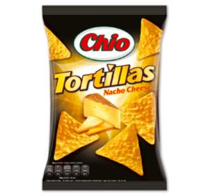 CHIO Tortillas Nacho Cheese oder Wild Paprika