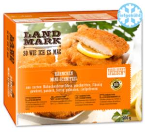 LANDMARK Hähnchen Mini-Schnitzel