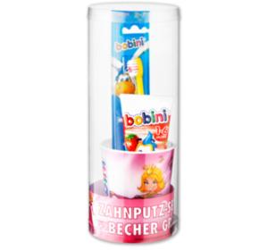 BOBINI Kinder-Zahnpflege-Set