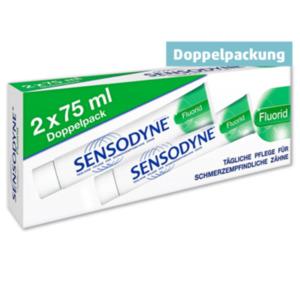 SENSODYNE Zahncreme Fluorid