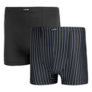 J-Line Retro-Shorts 2er-Pack