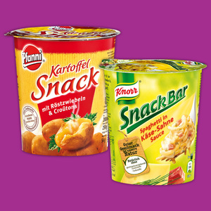 Knorr/Pfanni Kartoffelsnack / Snack Bar