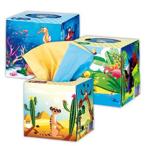 Daunasoft Kids Taschentuchbox