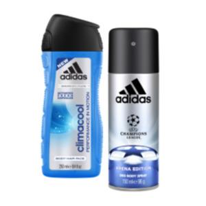 adidas Deo Spray, Roll-On oder Duschgel