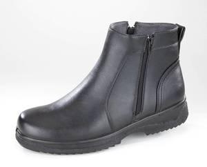 Regen Halbstiefel Farbe schwarz