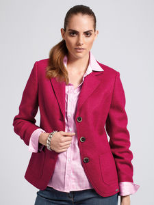 Walk-Blazer Giesswein pink