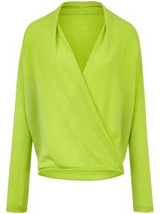 Pullover aus 100% Kaschmir Laura Biagiotti Donna grün