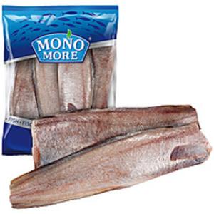 Patagonischer Eisfisch (Patagonotothen ramsayi), ohne Kopf u...