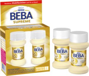 Nestlé BEBA Supreme Anfangsmilch Pre flüssig von Geburt an