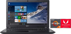 Acer A315-41-R0BA Notebook (39,62 cm/15,6 Zoll, AMD Ryzen 3, 1000 GB HDD)