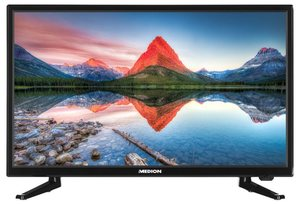 MEDION® 54,6 cm (21,5´´) LCD-TV, HD Triple Tuner, DVD-Player »LIFE® P12310 (MD 21443)«
