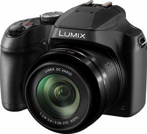 Lumix Panasonic DC-FZ82EG-K Bridge Kamera, 18,1 Megapixel, 60x opt. Zoom, 7,5 cm (3 Zoll) Display