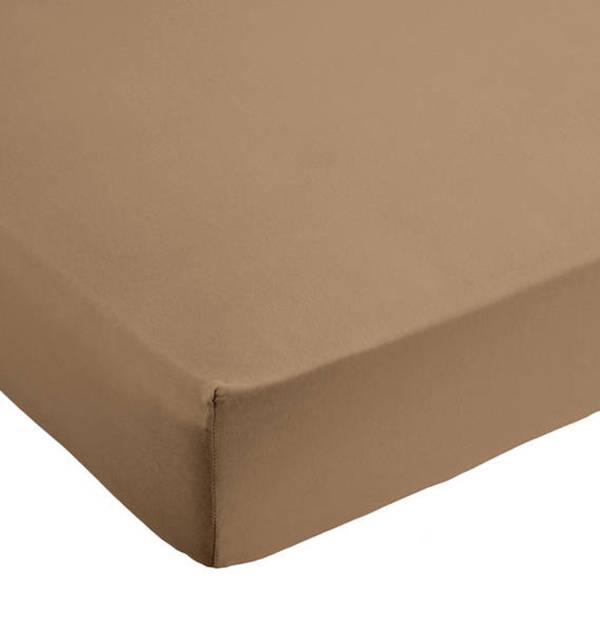 GALERIA SELECTION             Jersey-Spannbetttuch, 100 % Baumwolle, 100 x 200 cm, mit Rundumgummizug